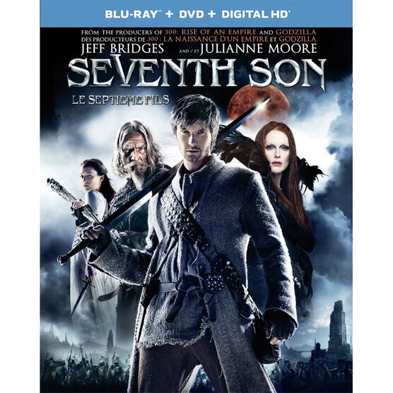 Seventh Son - Blu-ray + DVD + Digital HD