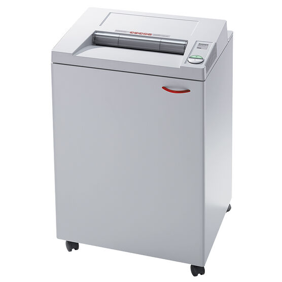 Destroyit 4002 Cross Cut 4x40mm Paper Shredder - Office Grey - DSH0393