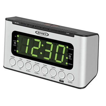 Jensen Sensor Clock Radio - JCR231