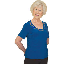 Silvert's Adaptive Top - Womens -24310/24311