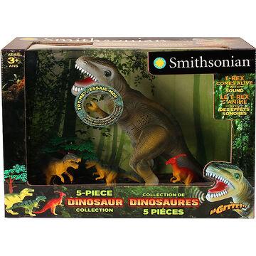Smithsonian Dinosaur Collection - 5 piece