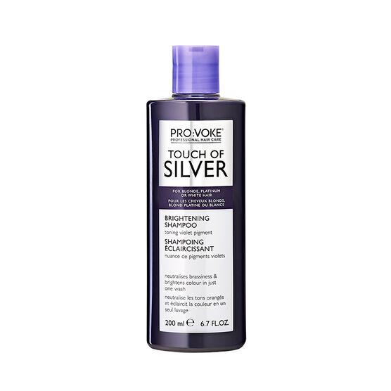 Pro:Voke Touch of Silver Brightening Shampoo - 200ml