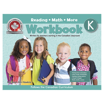 The Canadian Curriculum Press Kindergarten