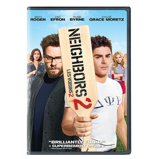 Neighbors 2: Sorority Rising - DVD