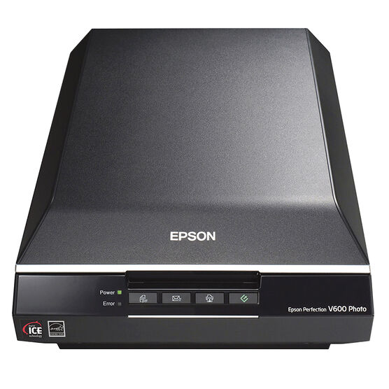 Epson Perfection V600 Photo Colour Scanner - B11B198022