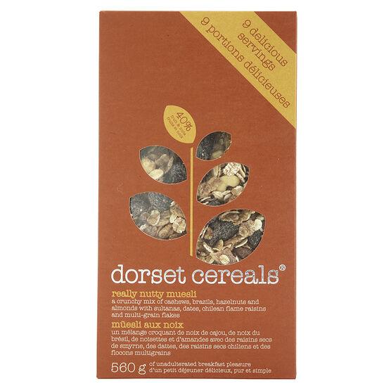Dorset Cereals - Really Nutty Muesli - 560g