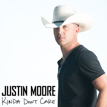 Justin Moore - Kinda Don't Care - CD