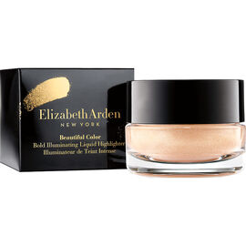 Elizabeth Arden Beautiful Colour Bold Illuminating Liquid Highlighter - Golden Kiss