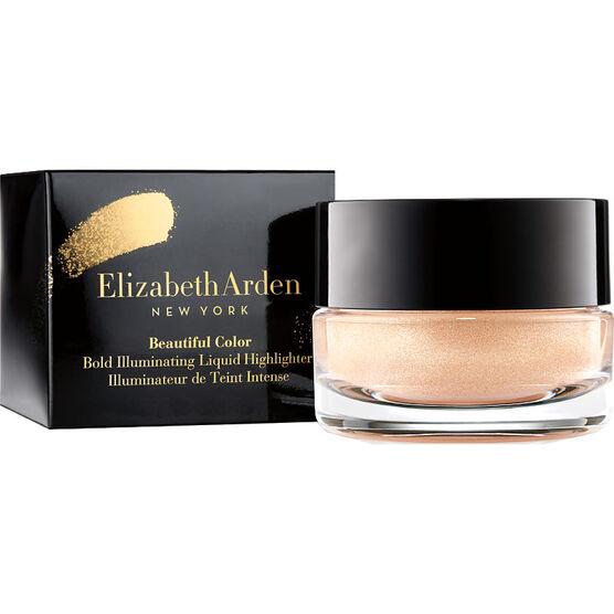 Elizabeth Arden Beautiful Colour Bold Illuminating Liquid Highlighter - Golden Kiss