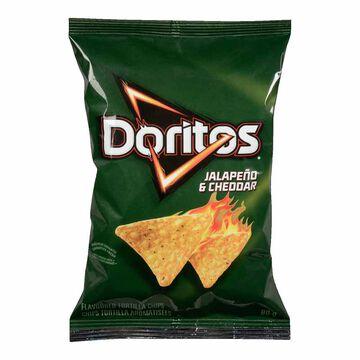 Doritos Tortilla Chips - Jalapeno Cheddar - 80g