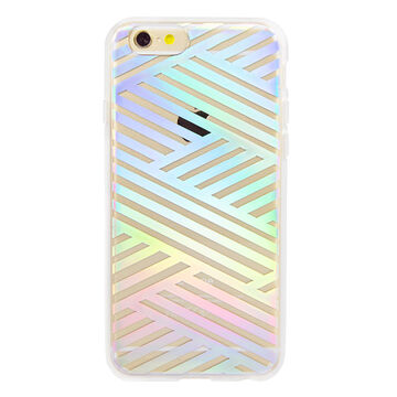 Sonix Clear Coat for iPhone 6/6S - Criss Cross - SX2522240083