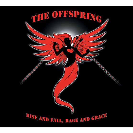 The Offspring - Rise And Fall, Rage And Grace - CD