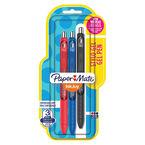 Papermate Inkjoy Gel Fine - 3 pack