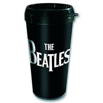 The Beatles Logo Travel Mug