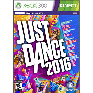 Xbox 360: Just Dance 2016