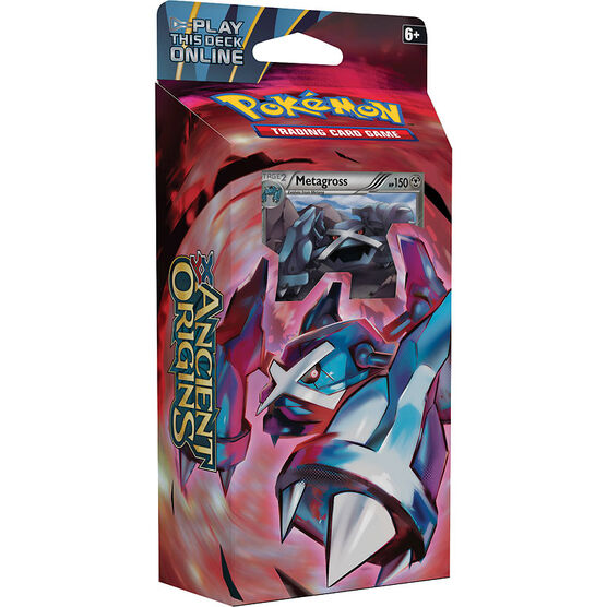 Pokémon XY7 Ancient Origins Theme Deck - Assorted