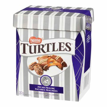 Nestle Turtles - Pecan Praline - 267g