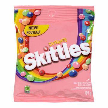 Skittles - Desserts - 191g