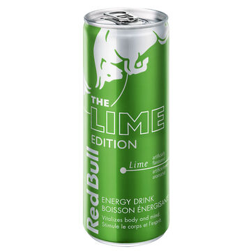 Red Bull Energy Drink - Lime Edition- 250ml