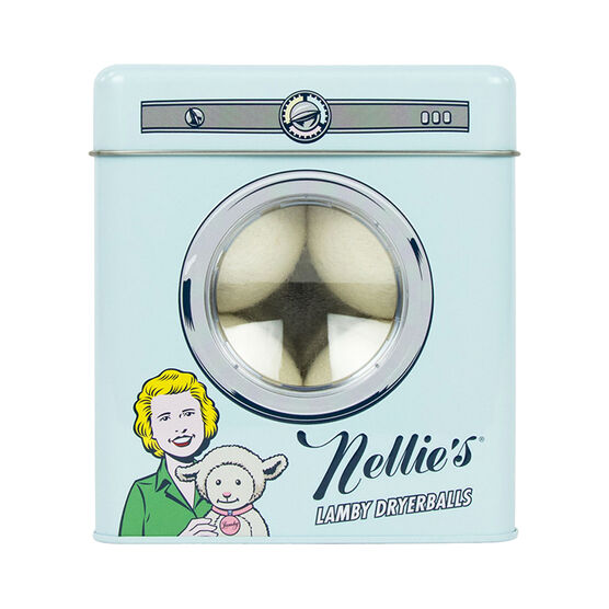 Nellie's Lamby Wool Dryerballs - 4 pack