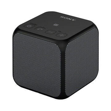Sony Ultra-Portable Bluetooth NFC Speaker - Black - SRSX11B