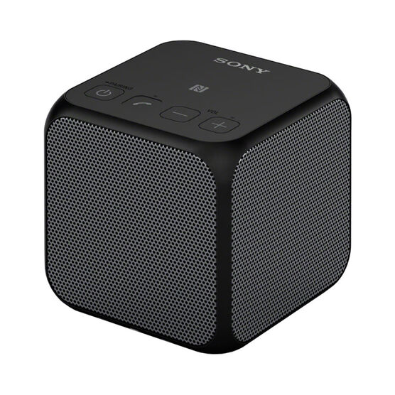 Sony Ultra-Portable Bluetooth NFC Speaker - Black - SRSX11B