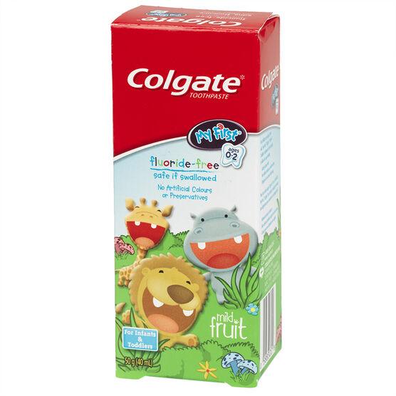 Colgate My First Toothpaste - Mild Fruit - 49.6g