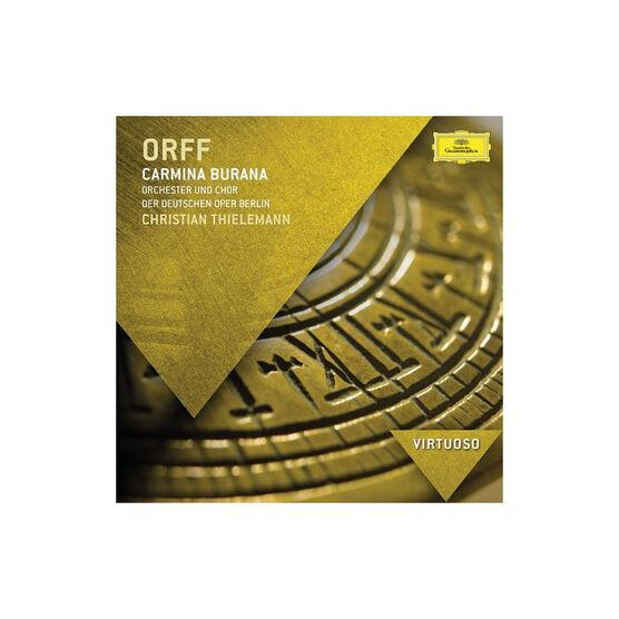 Christian Thielemann - Orff Carmina Burana - CD