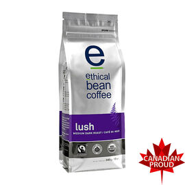 Ethical Bean Coffee - Lush - 340g