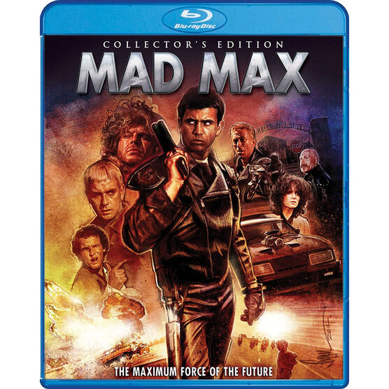 Mad Max (Collector's Edition) - Blu-ray