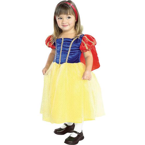 Halloween Cottage Princess Costume