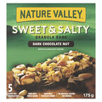 Nature Valley Sweet & Salty- Dark Chocolate - 5 Pack