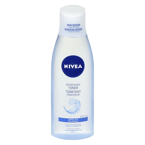 Nivea Visage Aqua Effect Refreshing Toner - 200ml