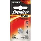 Energizer Watch Battery 357/303 1.55V