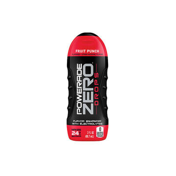 Powerade Zero Drops - Fruit Punch - 88ml