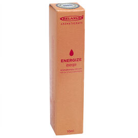 Relaxus Aromatherapy Roll-Ons - Energize - 10ml