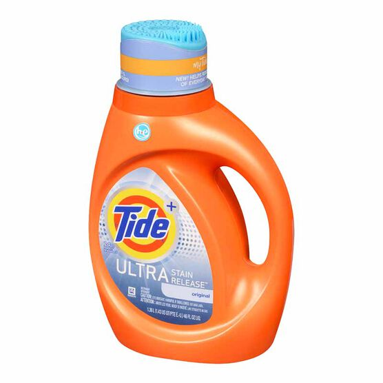 Tide HE Liquid Laundry Detergent Ultra Stain Release - 1.36L/24 use