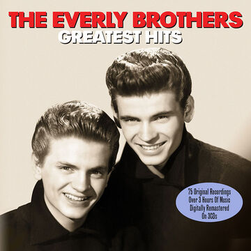The Everly Brothers - Greatest Hits - 3 CD