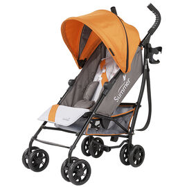 Summer 3D One Convenience Stroller - Solar Orange - 21913A