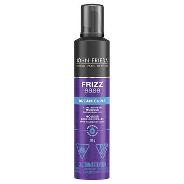 John Frieda Frizz Ease Curl Reviver Mousse - 210g