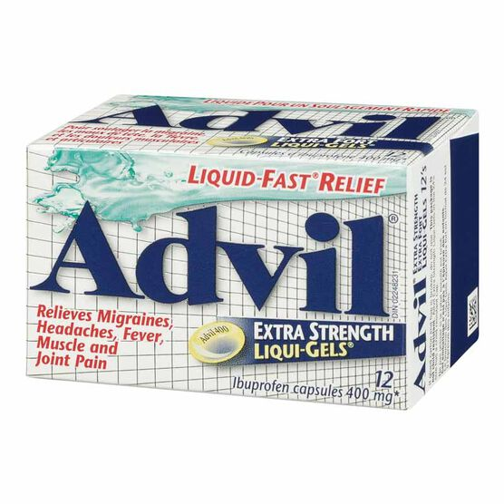 Advil Extra Strength Liqui-Gels - 12's