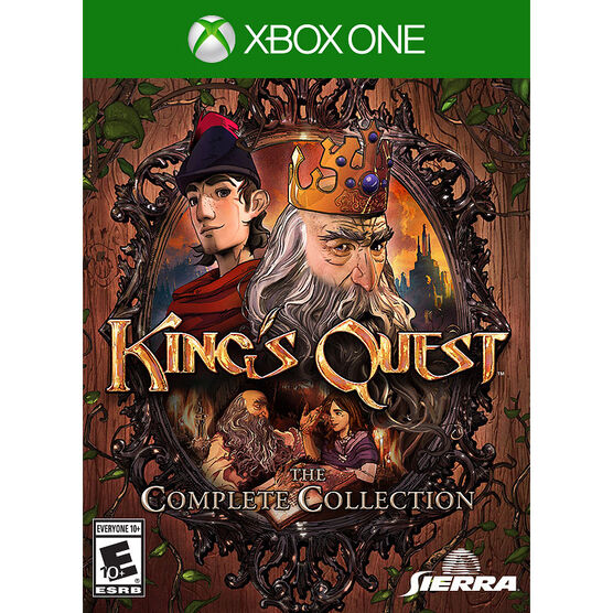 Xbox One King's Quest: The Complete Collection