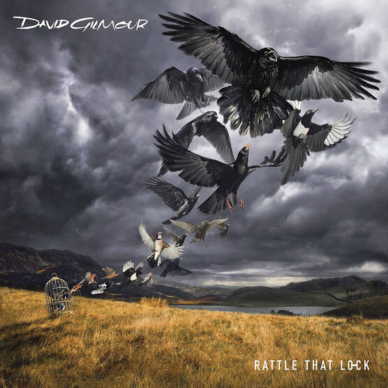 David Gilmour - Rattle That Lock - Vinyl (With Download)