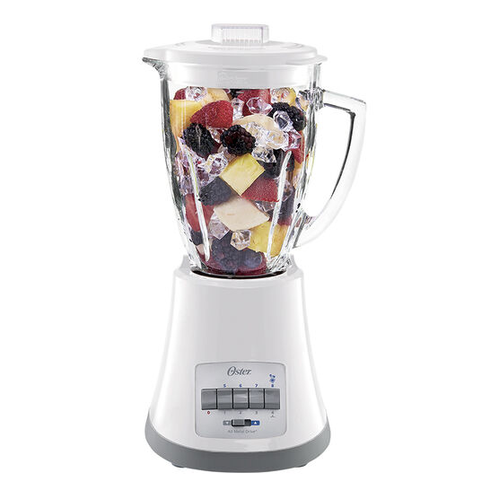 Oster 700 Peak Watt 8 Speed Blender - White - BLSTMG-WCH