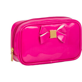 Modella Organiser with Bow - Pink - A004710LDC