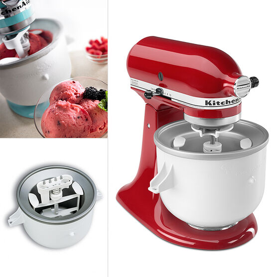KitchenAid Ice Cream Maker Attachment - KICA0WH