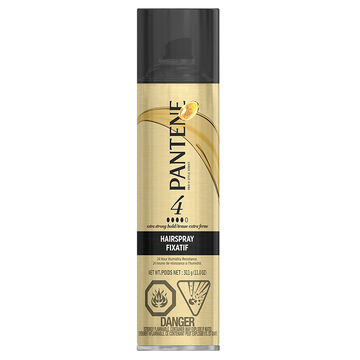 Pantene Pro-V Hairspray - Extra Strong Hold - 311g