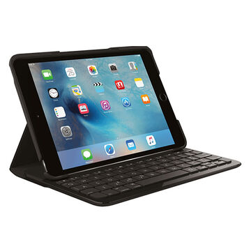 Logitech Focus Keyboard Case for iPad mini 4 - Black