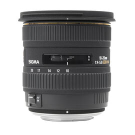 Sigma EX DC 10-20mm F3.5 HSM Lens for Pentax