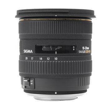 Sigma EX DC 10-20mm F3.5 HSM Lens for Pentax